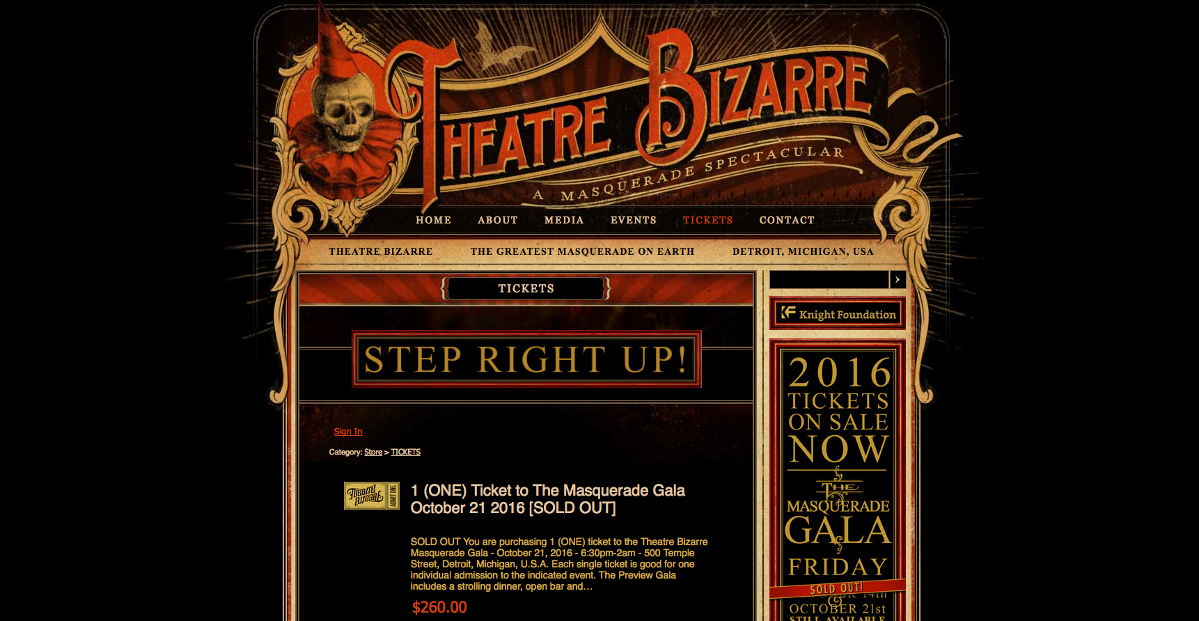 Theater Bizar