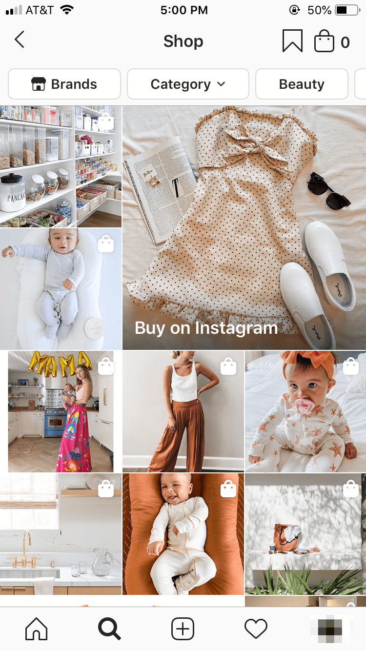 If you've been approved for a Facebook store, you should have the capability to sell on Instagram as well.