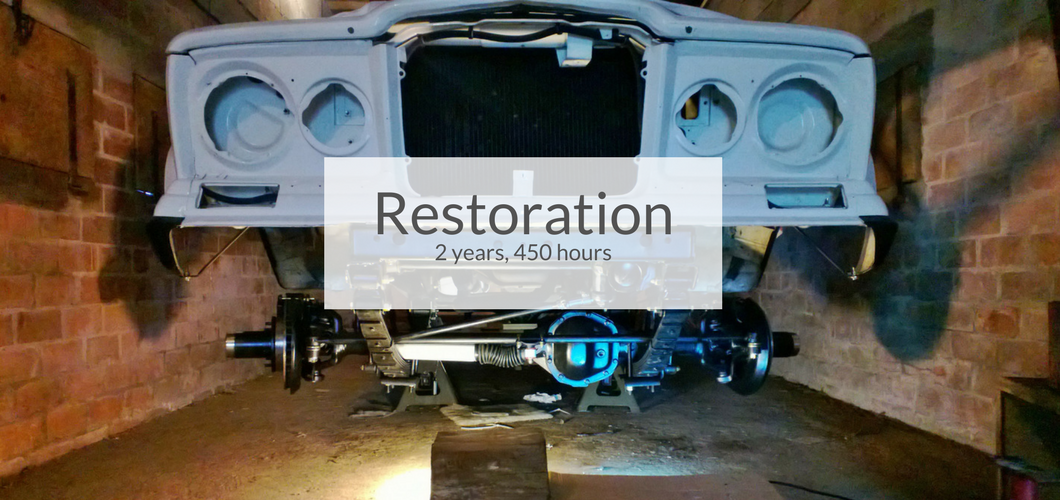 restauration jeep cherokee