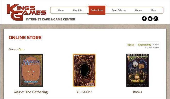 Kingsgames.com