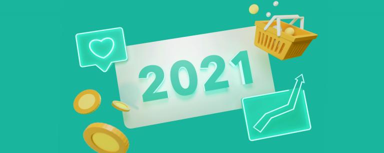 10 трендов онлайн-торговли, которые повлияют на продажи в 2021 году