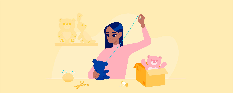 25 идей DIY-товаров, которые просто сделать и начать продавать