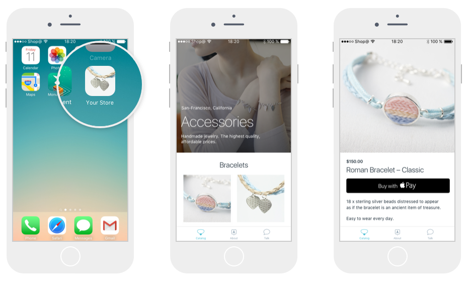 ShopApp – ваше собственное мобильное приложение