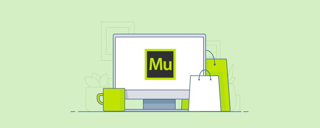 25 примеров Эквид-магазинов на Adobe Muse