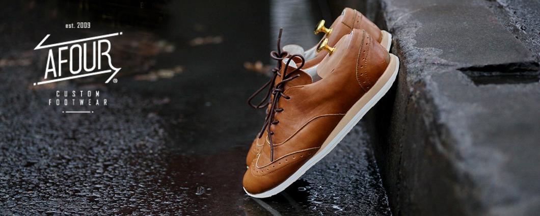 Обувь ручной работы от интернет-магазина Afour