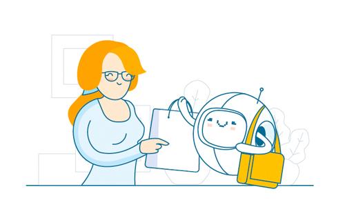 Брошенные корзины: возвращайте покупателей в Эквид-магазин с помощью автоматических писем