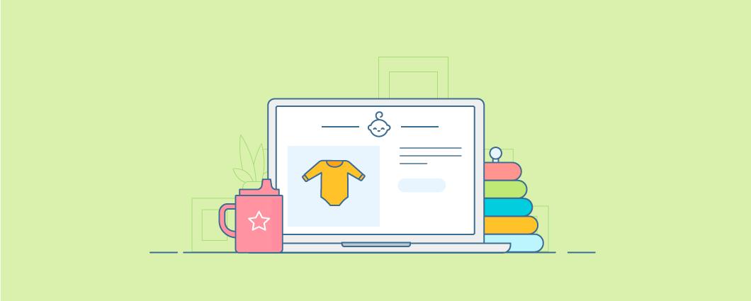 Интернет-магазин детских товаров: руководство к действию