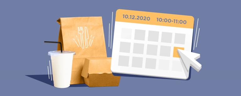 Выбор времени доставки: новый инструмент для локальных бизнесов
