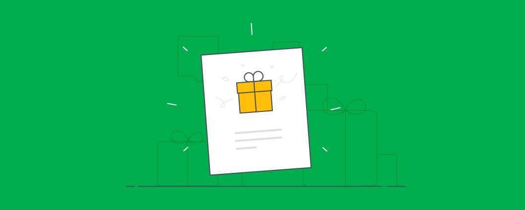 Подарочный сертификат: привлекаем покупателей и увеличиваем продажи