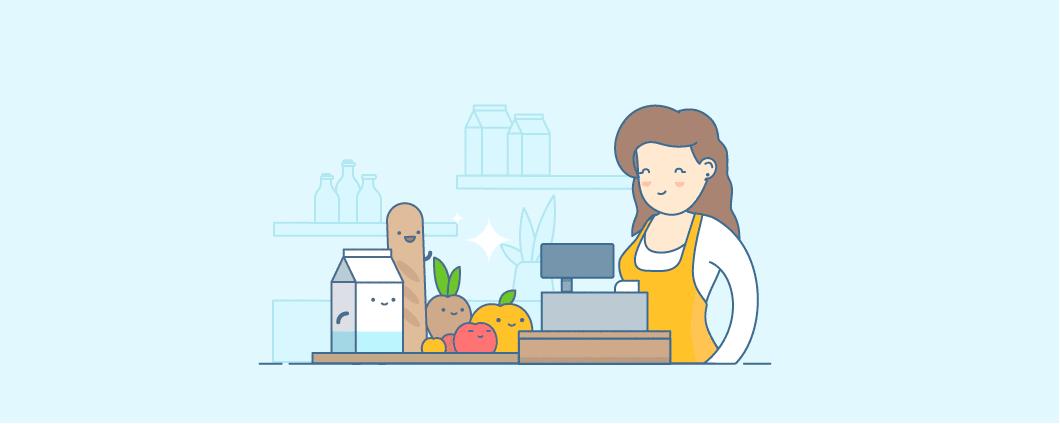 Интернет-магазин продуктов питания: особенности и правила