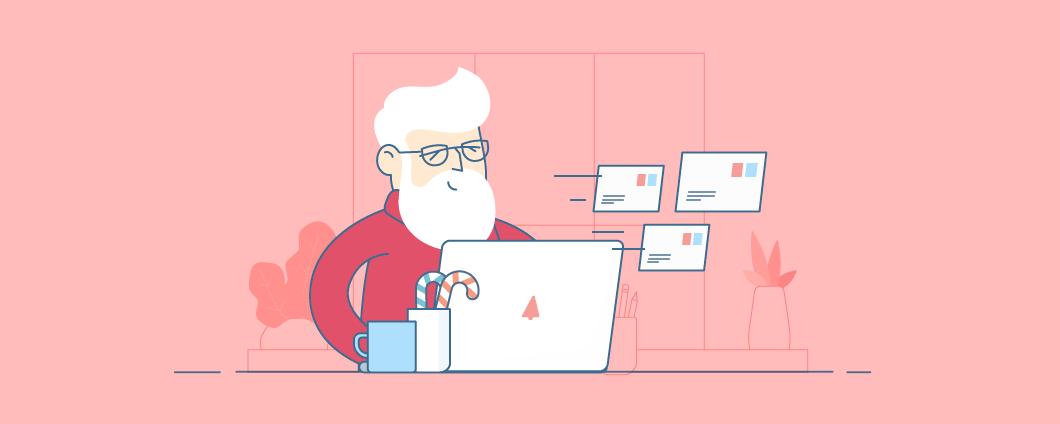 Как сделать праздничную email-рассылку для клиентов: подготовка и 11 идей для писем