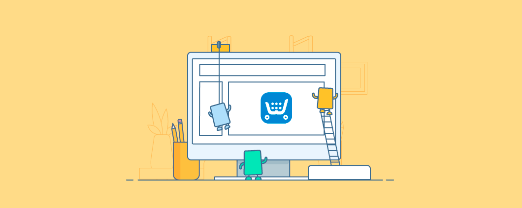 Как добавить интернет-магазин на существующий сайт