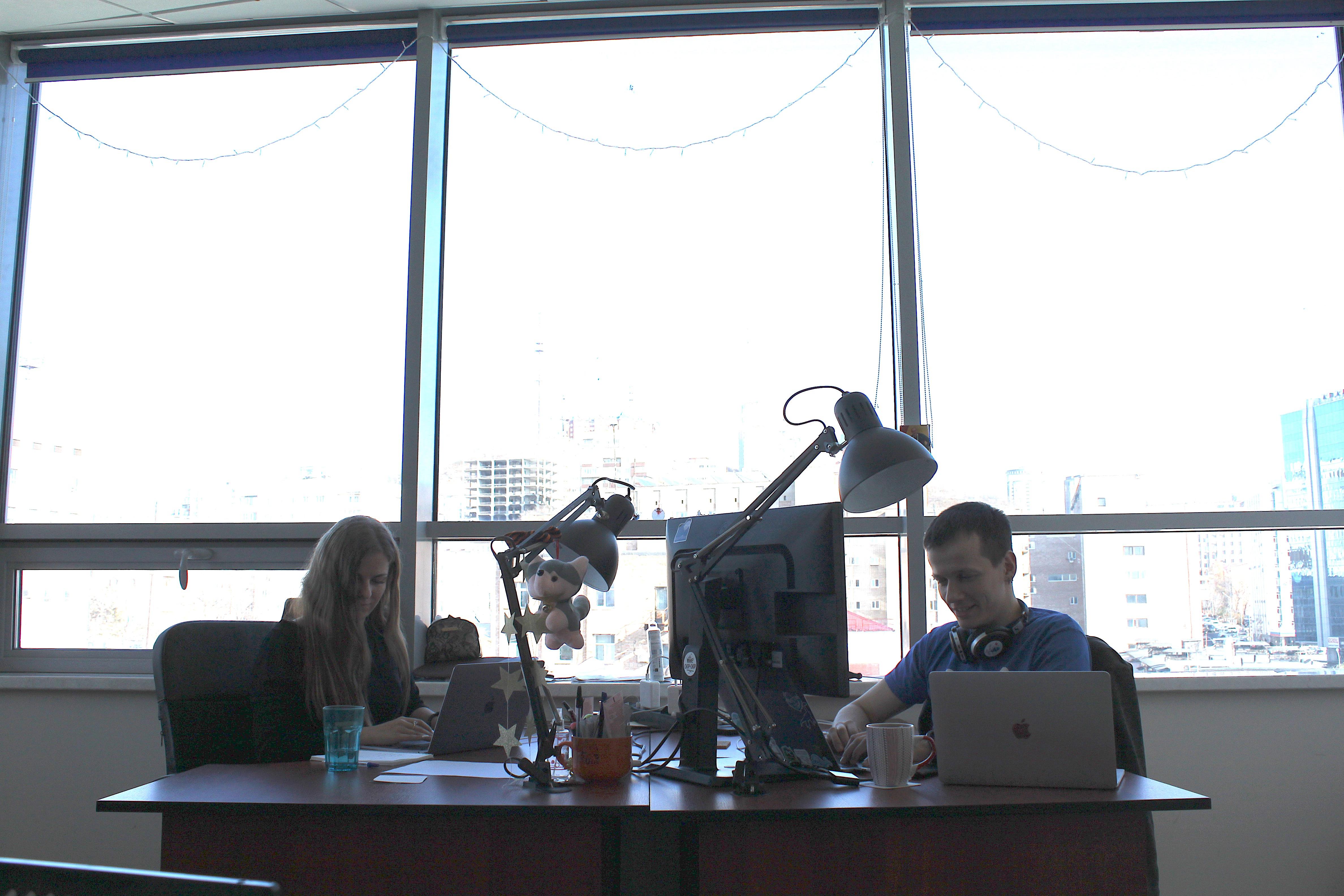 офис Эквида во Владивостоке