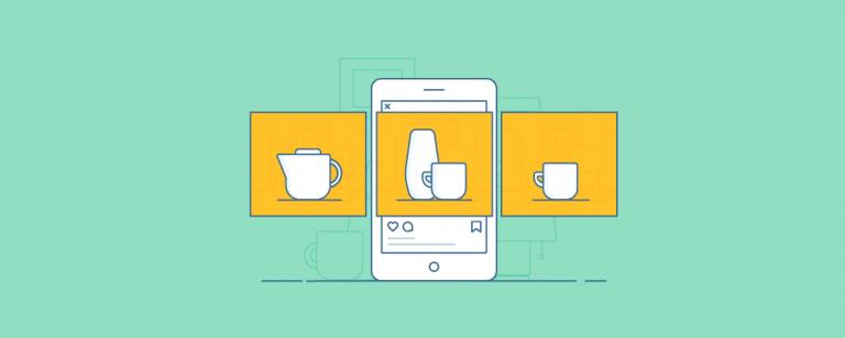 Как использовать Инстаграм-галереи: 10 идей для интернет-магазинов