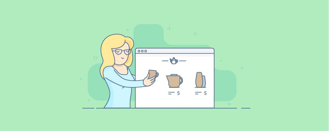 Выкладка товара в интернет-магазине: 5 принципов офлайн-торговли