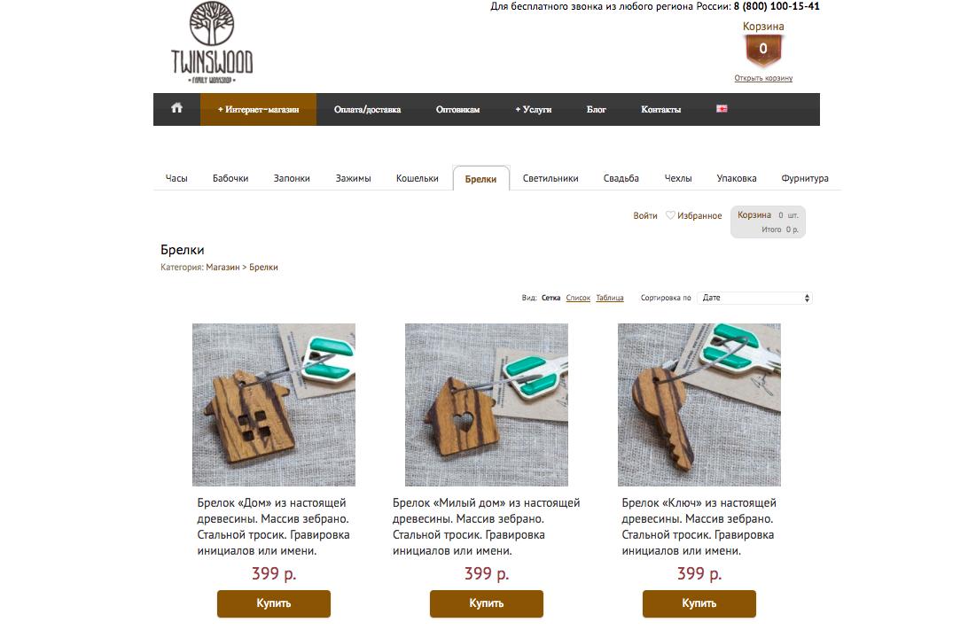 Продажи на сайте на WordPress с помощью Эквида