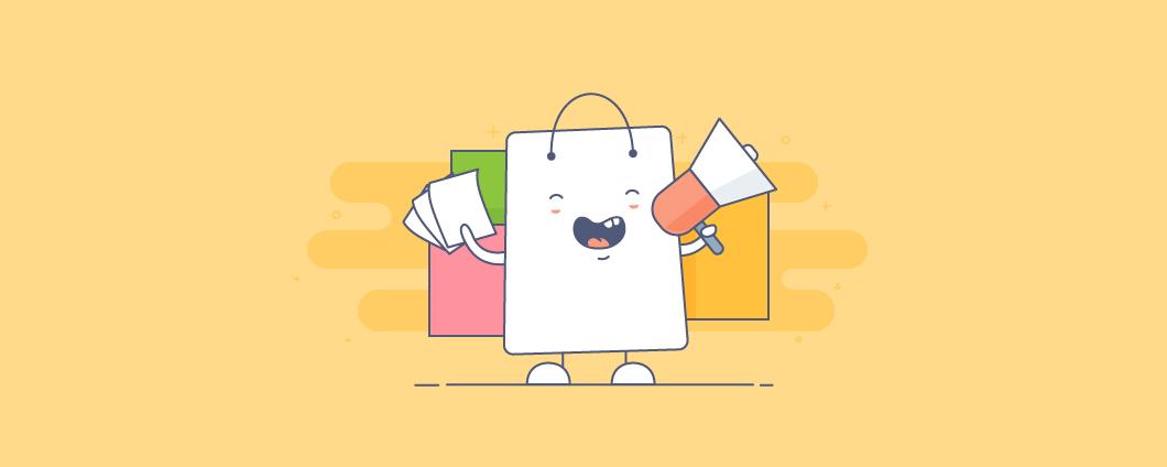 6 способов рекламировать интернет-магазин офлайн
