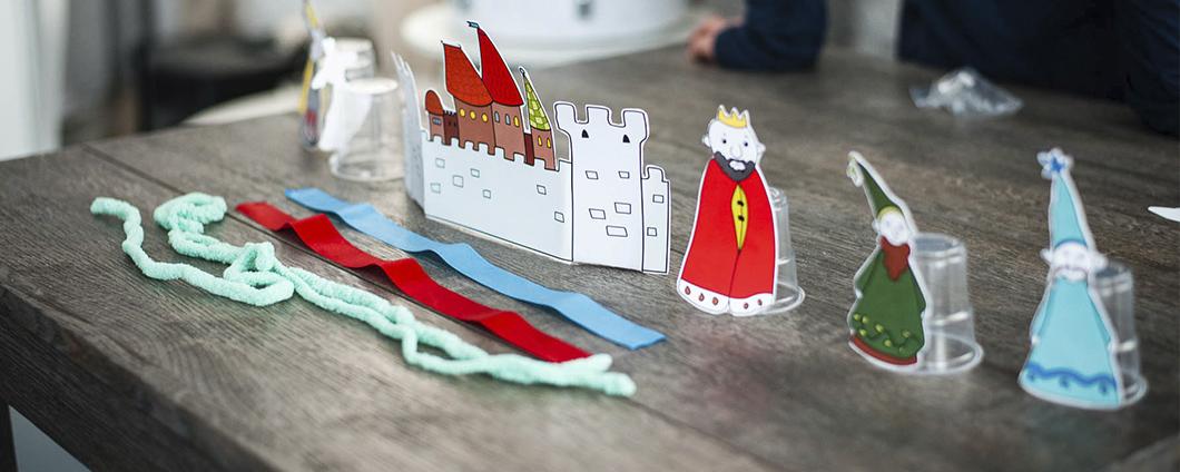 «Праздники и квесты» – магазин сценариев детских праздников