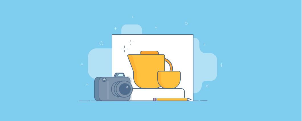 Как сделать красивые фотографии товаров для интернет-магазина своими силами