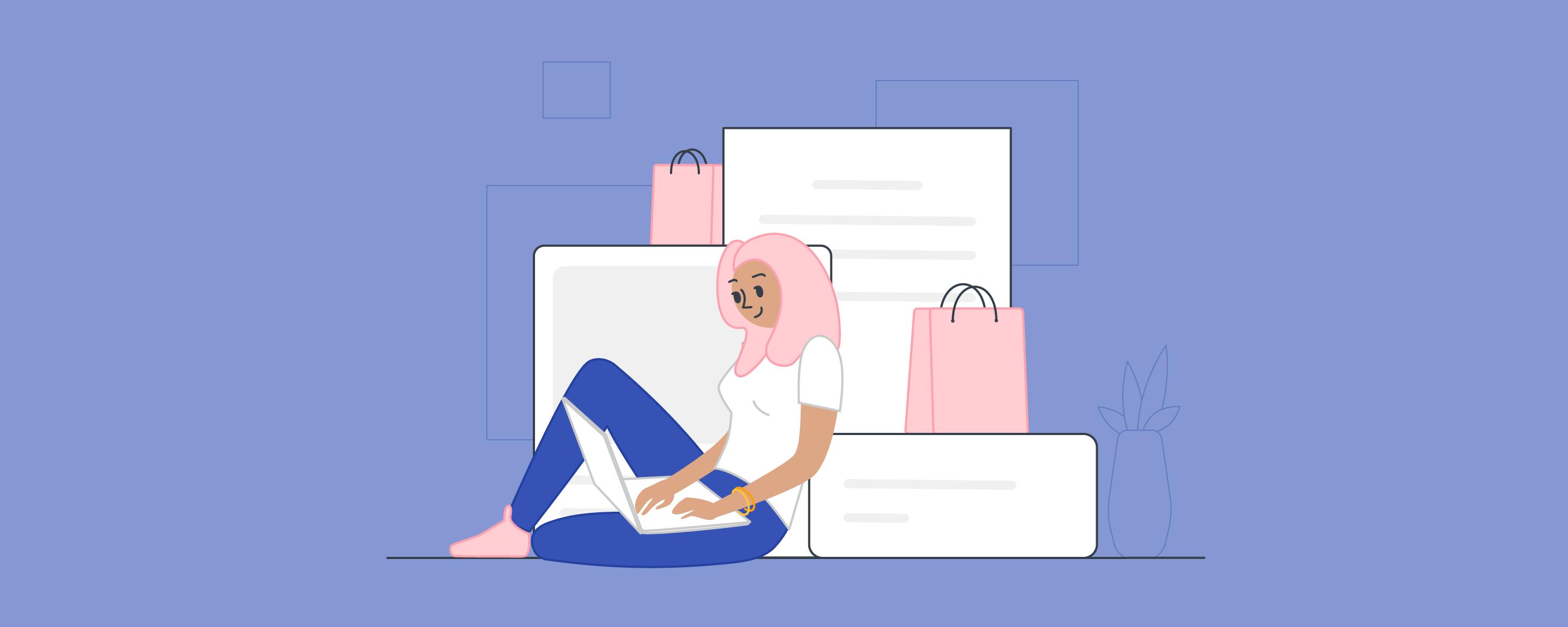 Как самозанятым открыть интернет-магазин