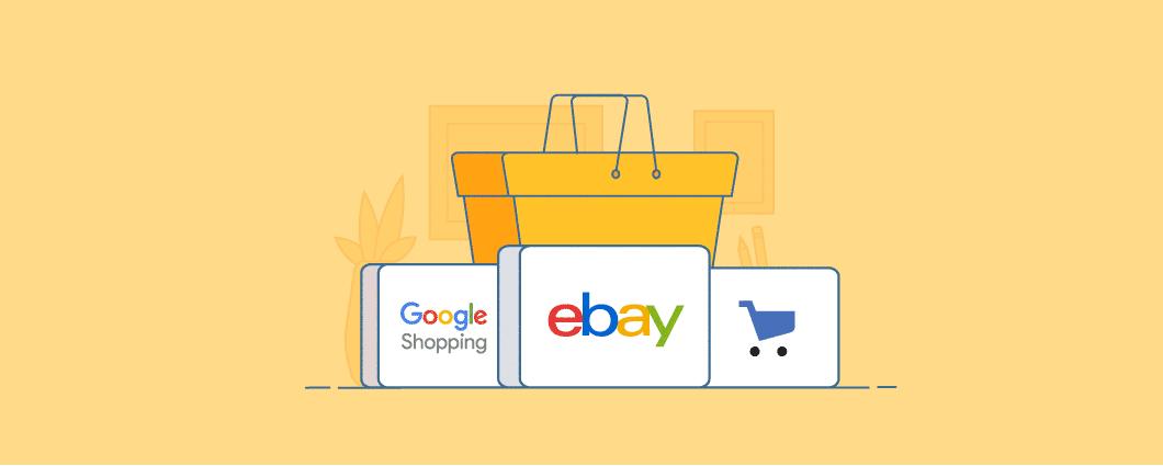 Торговые площадки: как продавать на eBay, Яндекс.Маркете и Google Покупках