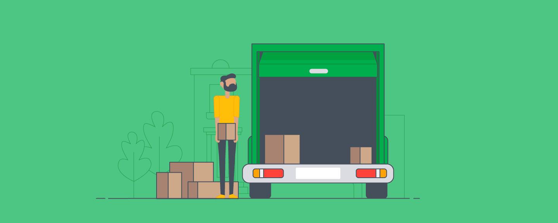 Как интернет-магазину организовать склад и логистику