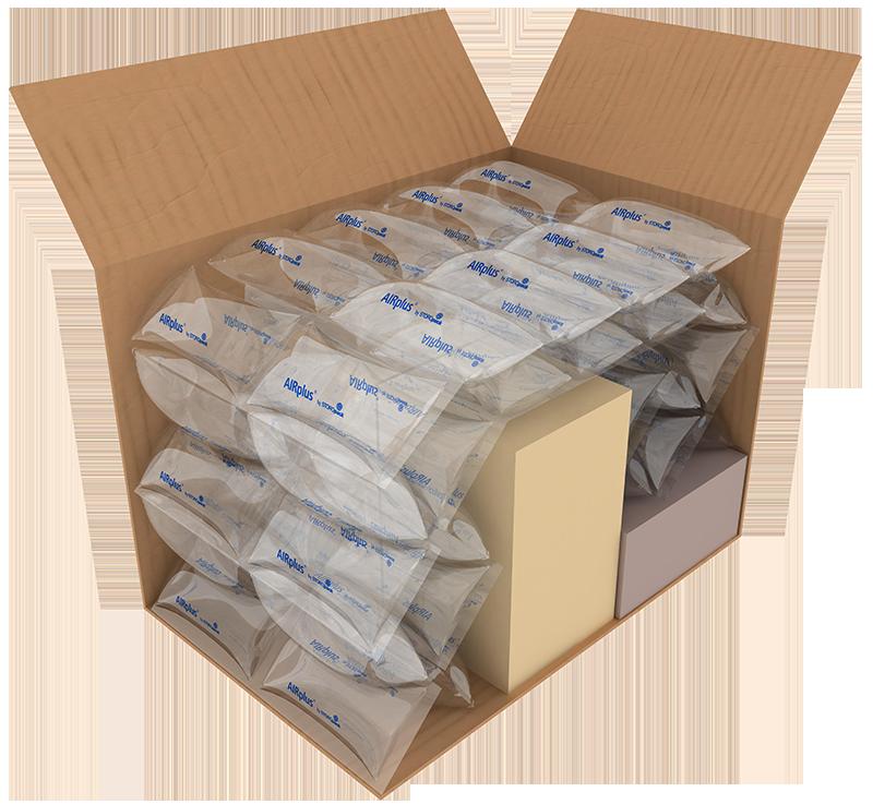 Защитная подушка для надежной упаковки электроники