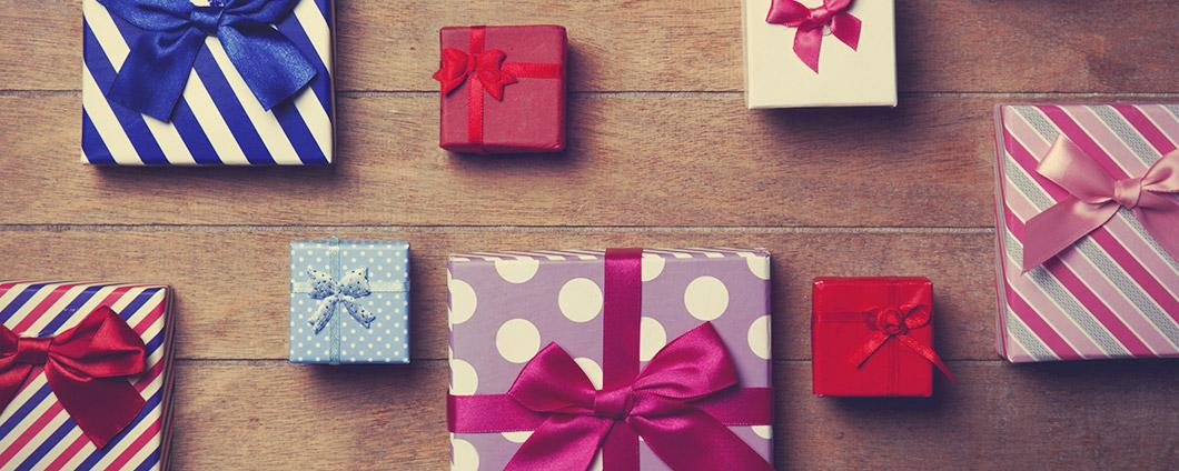 Подарки к новому году из Эквид-магазинов
