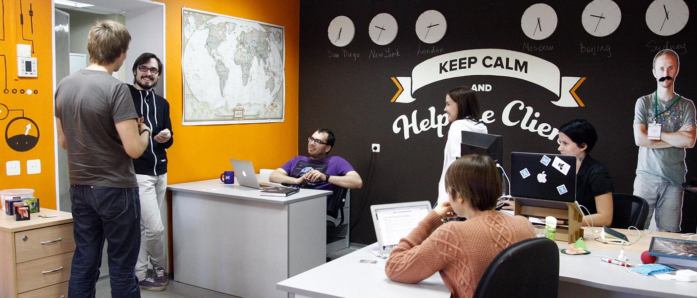 Команда Эквида рассказывает про полезные привычки
