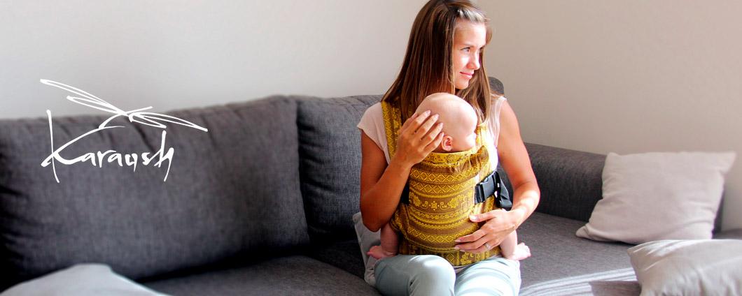 Интервью с владельцем интернет-магазина слингов и одежды для мам