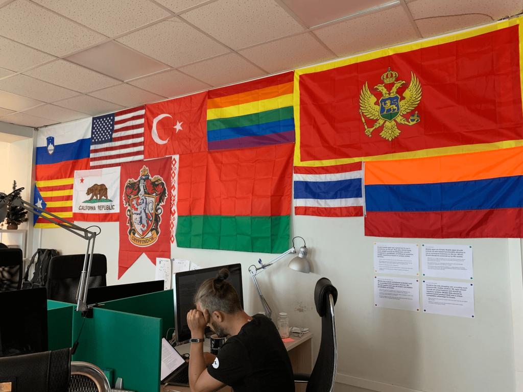 офис Эквида в Самаре