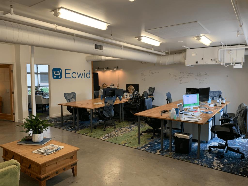 офис Эквида в Калифорнии