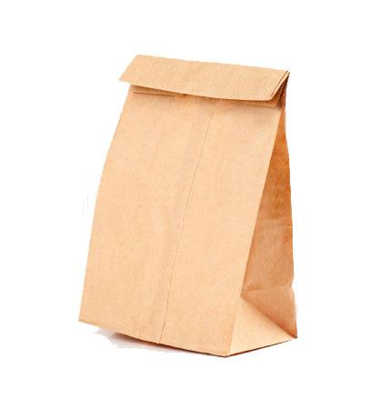 Крафтовый пакет