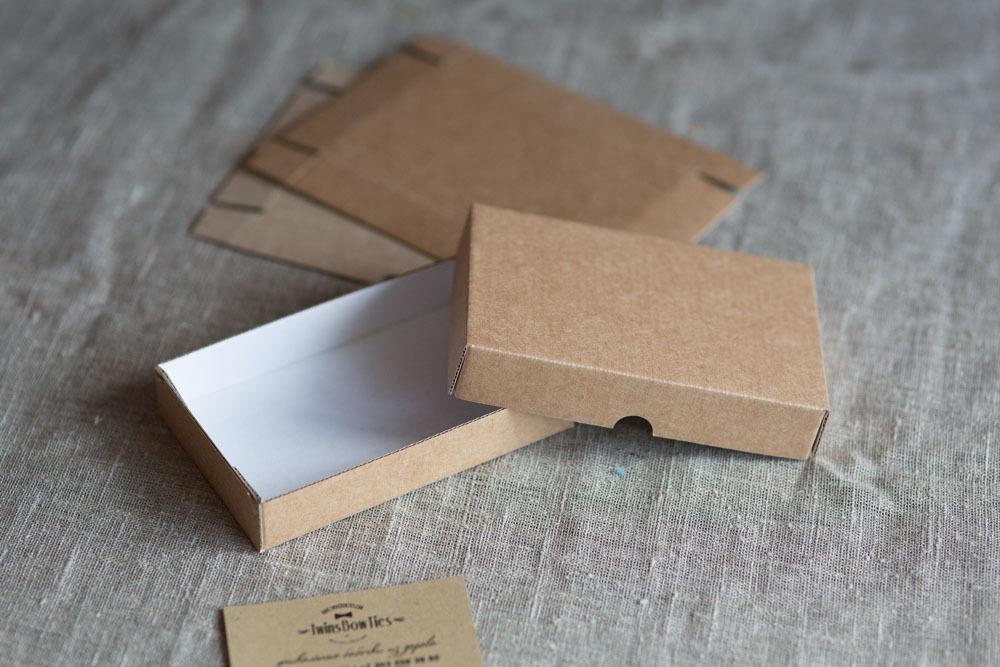 коробочки для товара из гофрокартона