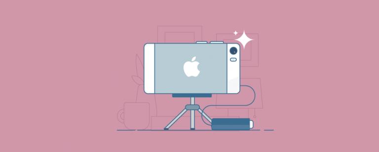 Как сделать крутые фотографии товаров с помощью смартфона