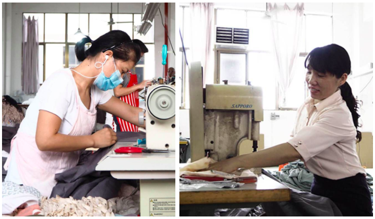 Primary делятся фотографиями фабрики и работников