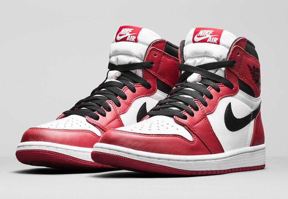 Nike подхватил зарождающийся тренд и ещё долго доминировал на рынке баскетбольной обуви (изображение: solecollector.com)