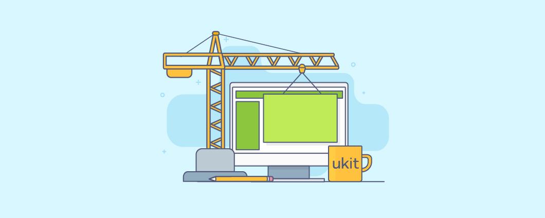 Конструктор сайтов uKit: больше возможностей для вашего Эквид-магазина