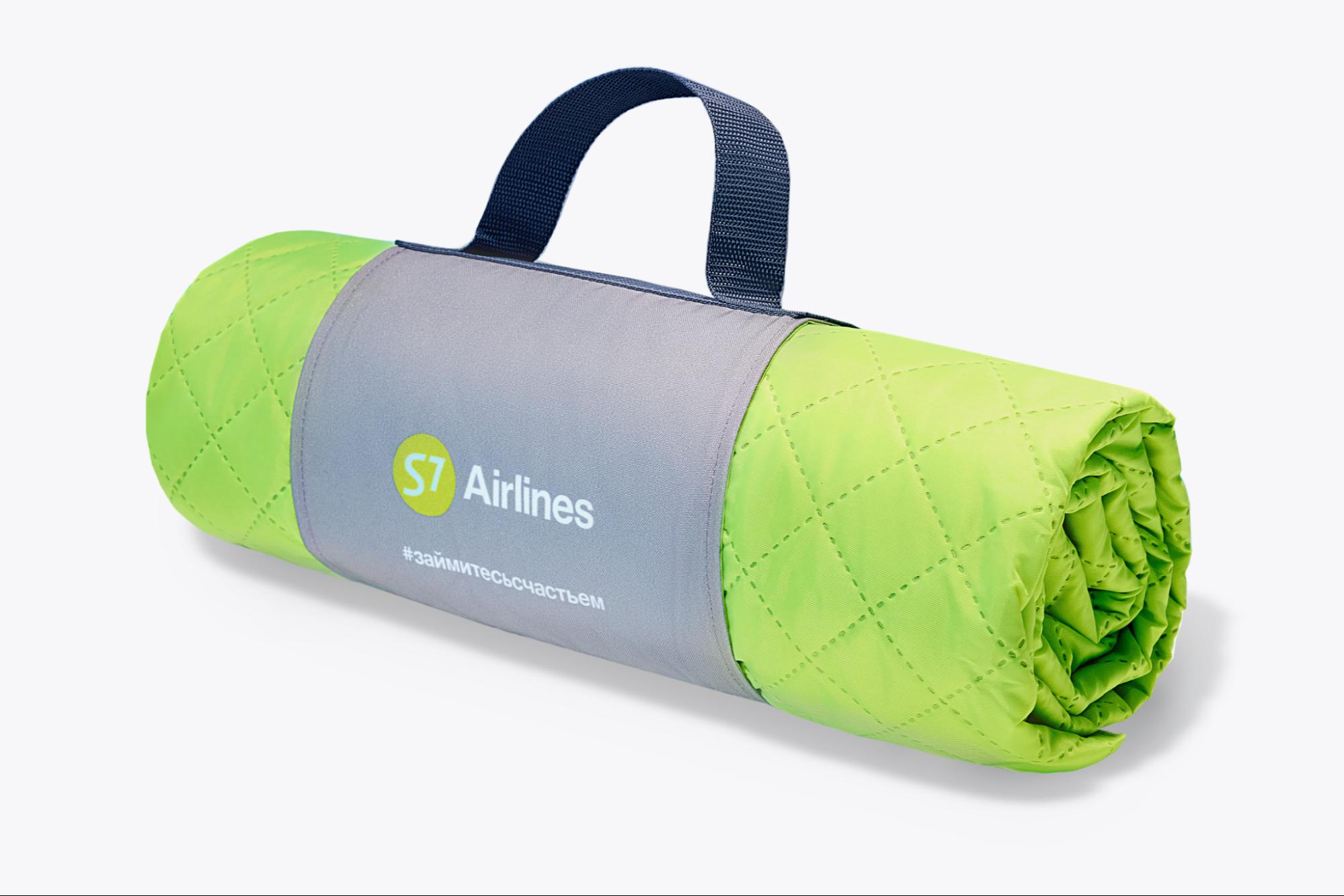 Важный аксессуар для комфортного путешествия от S7 Airlines