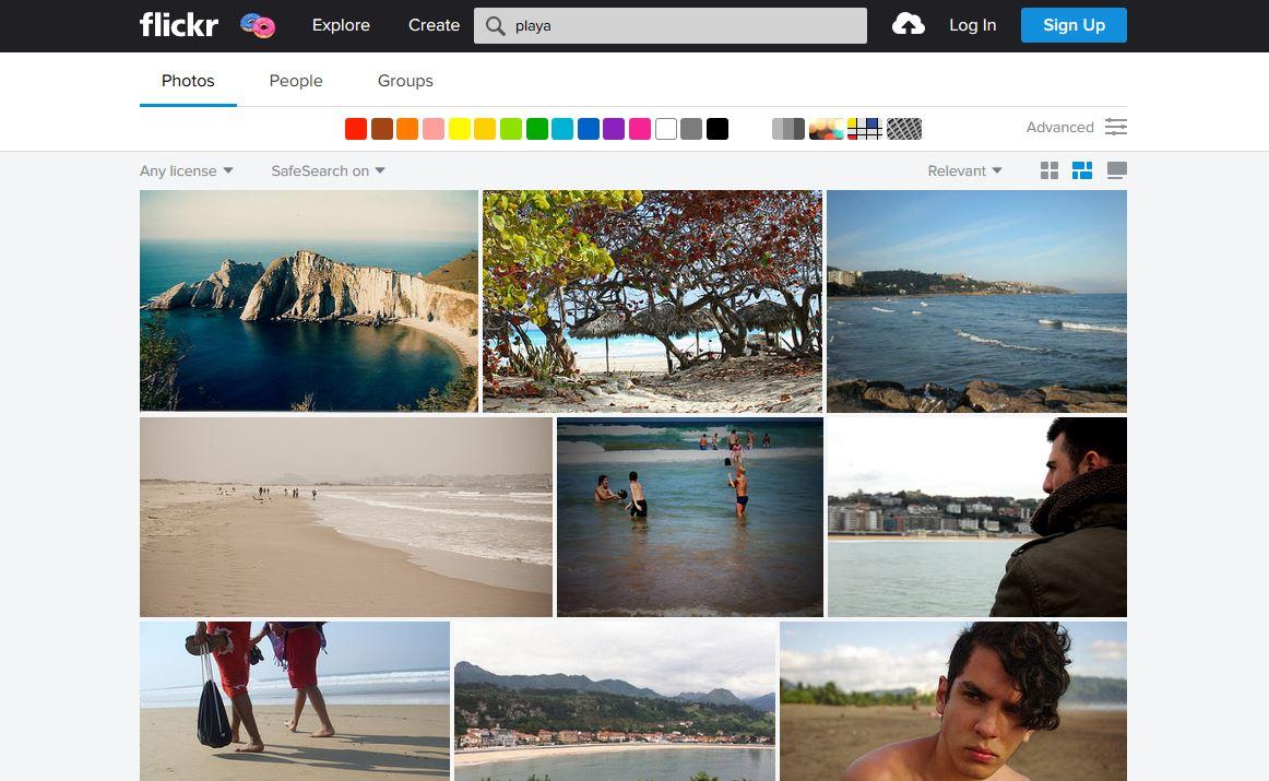 flickr fotos gratis