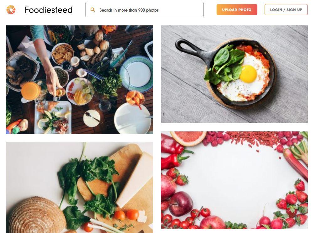 foodiesfeed stock photos
