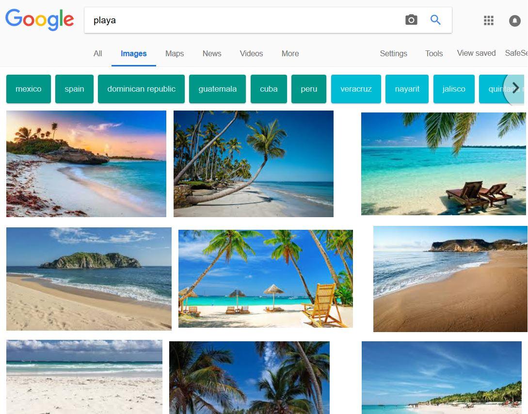 descargar imagenes gratis en google